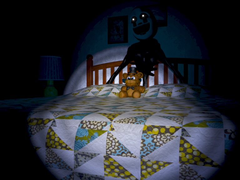 Nightmarionne Fnaf4 Five Nights At Freddy S 非公式 Wiki